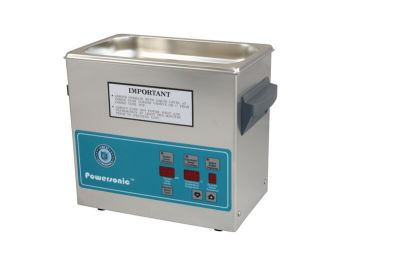 Crest Ultrasonic Cleaner Digital .75 Gallon