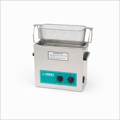 Crest Ultrasonic Cleaner w/Heat 1.5 Gallon