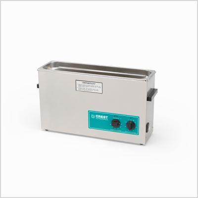 Crest Ultrasonic Cleaner w/Heat 2.5 Gallon