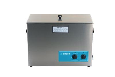 Crest Ultrasonic Cleaner w/Heat 5.25 Gallon