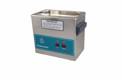 Crest Ultrasonic Cleaner w/Heat .75 Gallon
