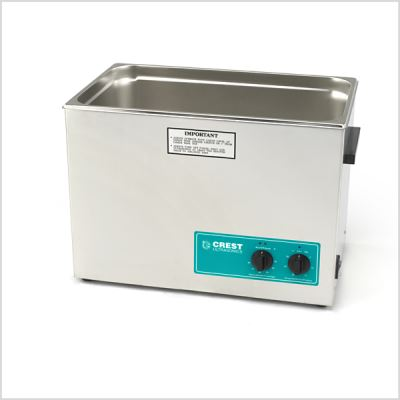 Crest Ultrasonic Cleaner w/Heat 7 Gallon