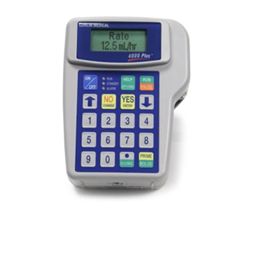Curlin 4000 Plus Infusion Pump