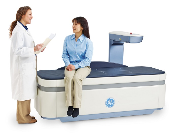 DEXA BONE DENSITOMETER / FAN BEAM
