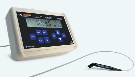 DGH Pachette 4 Portable Desktop Pachymeter