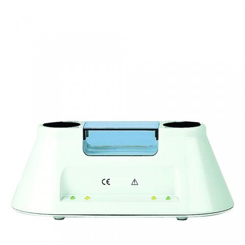 Diagnostix Desk Charger for two Diagnostix 3.5v battery handles
