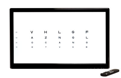 Digital Acuity Plus LCD Vision Tester