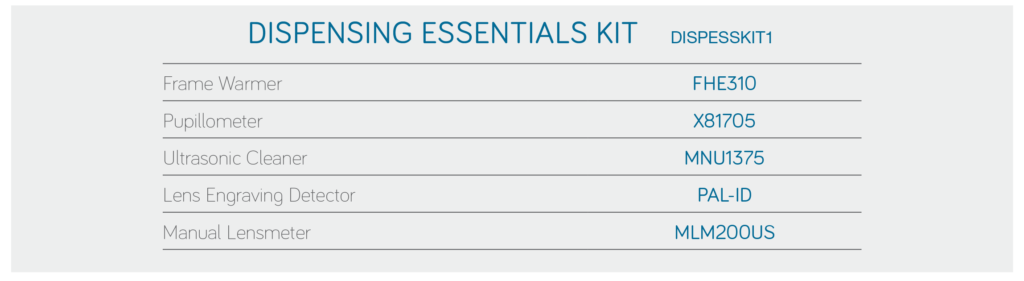 Dispensing Essentials Kit