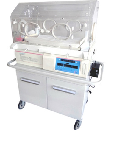 Drager Air-Shields Isolette C450 QT Infant Incubator