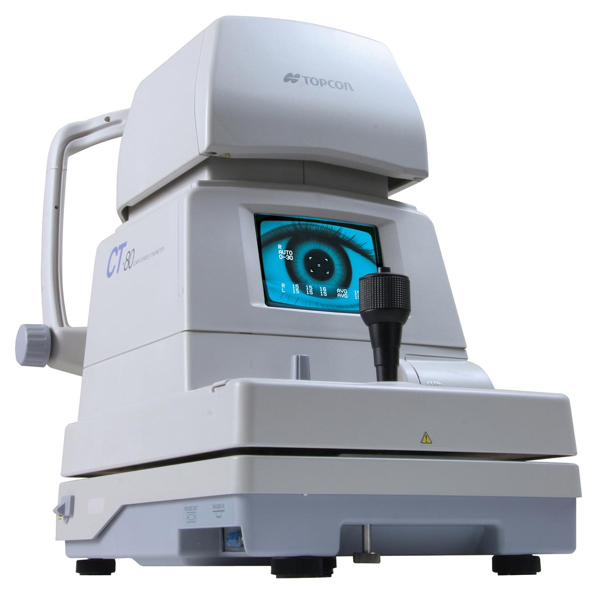 Dual Sensor System Measures High-level Intraocular Pressure