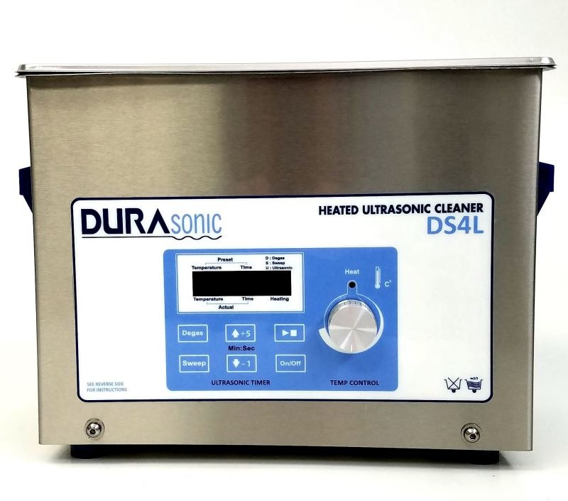 DuraSonic 1 Gal Digital Ultrasonic Cleaner