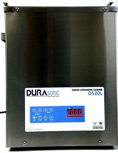 DuraSonic 5.3 Gal Digital Ultrasonic Cleaner