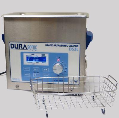 DuraSonic .75 Gallon Digital Ultrasonic Cleaner