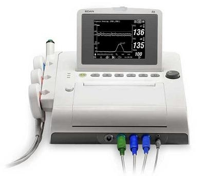 Edan F2 Fetal Monitor (Dual FHR Twins)