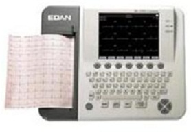 Edan SE-1200 Express 12-Channel EKG Machine