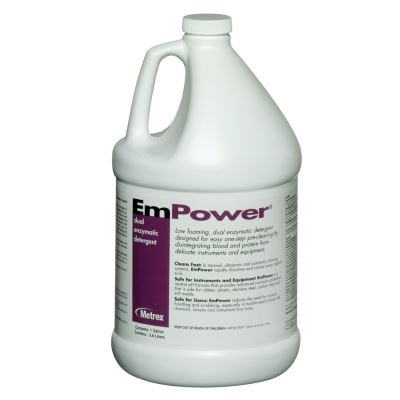 EmPower® Dual-Enzymatic Detergent (4 gallons/case)