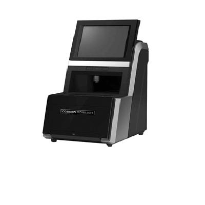 Exxpert HAB-8000 Automatic Lens Tracer/Blocker