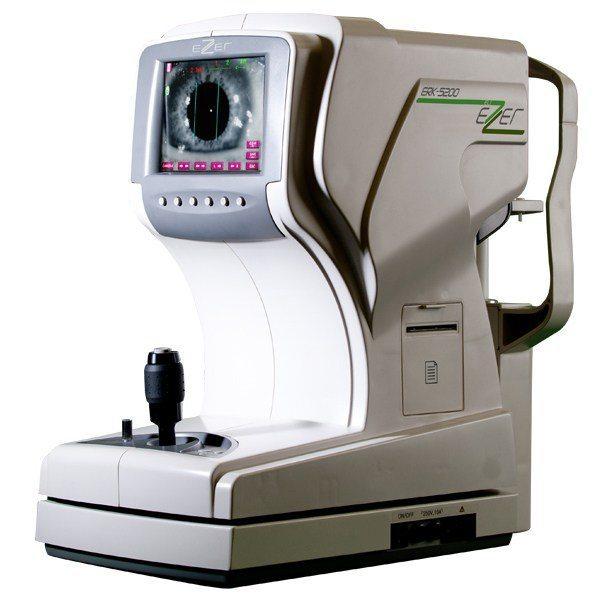 Ezer ERK-5200 Auto Refractor Keratometer