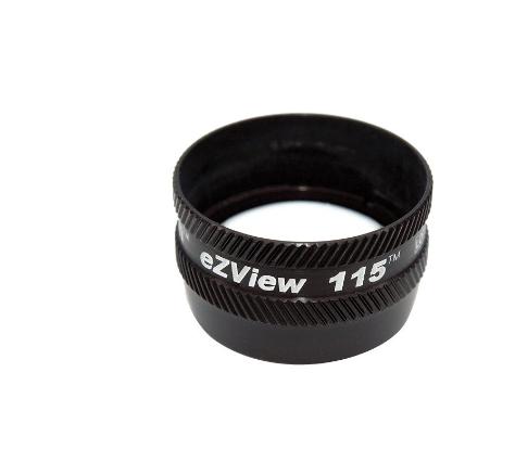 eZView 115 Slit Lamp Lens