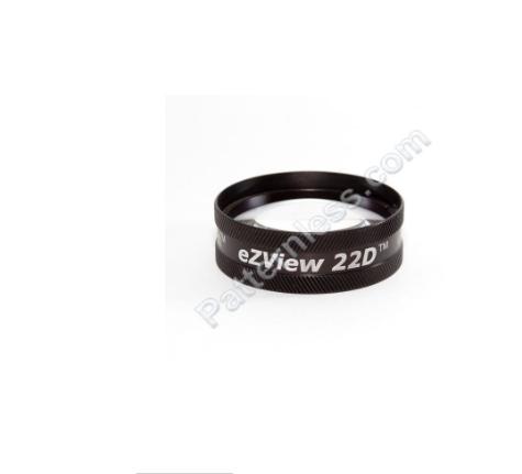 eZView 22D BIO Lens