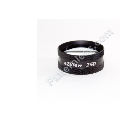 eZView 25D BIO Lens