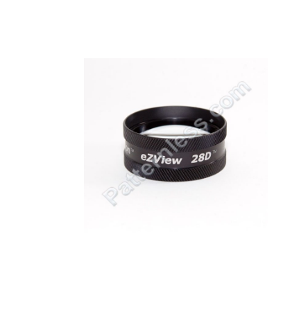 eZView 28D BIO Lens