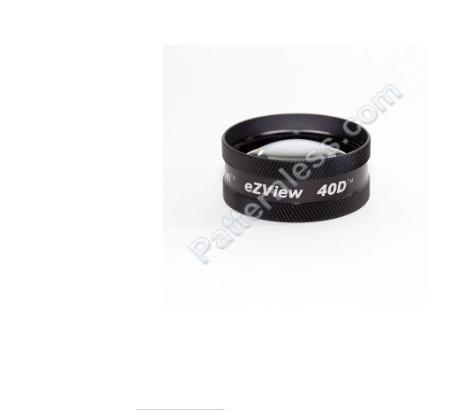 eZView 40D BIO Lens