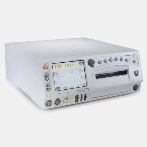 FETAL MONITOR WITH MATERNAL MONITORING COROMETRICS 250CX SERIES