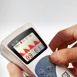 G1B Handheld Pulse Oximeter