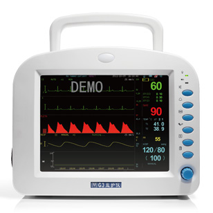 G3D Multi-parameter patient monitor
