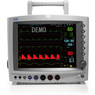 G3D Multi-parameter patient monitor