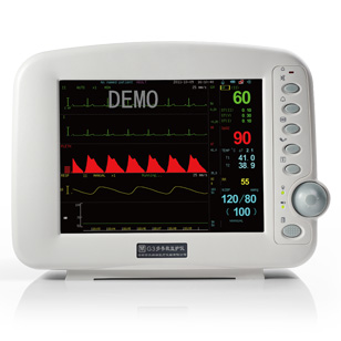 G3F Multi-parameter patient monitor