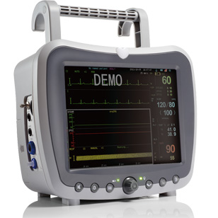 G3H Multi-parameter patient monitor