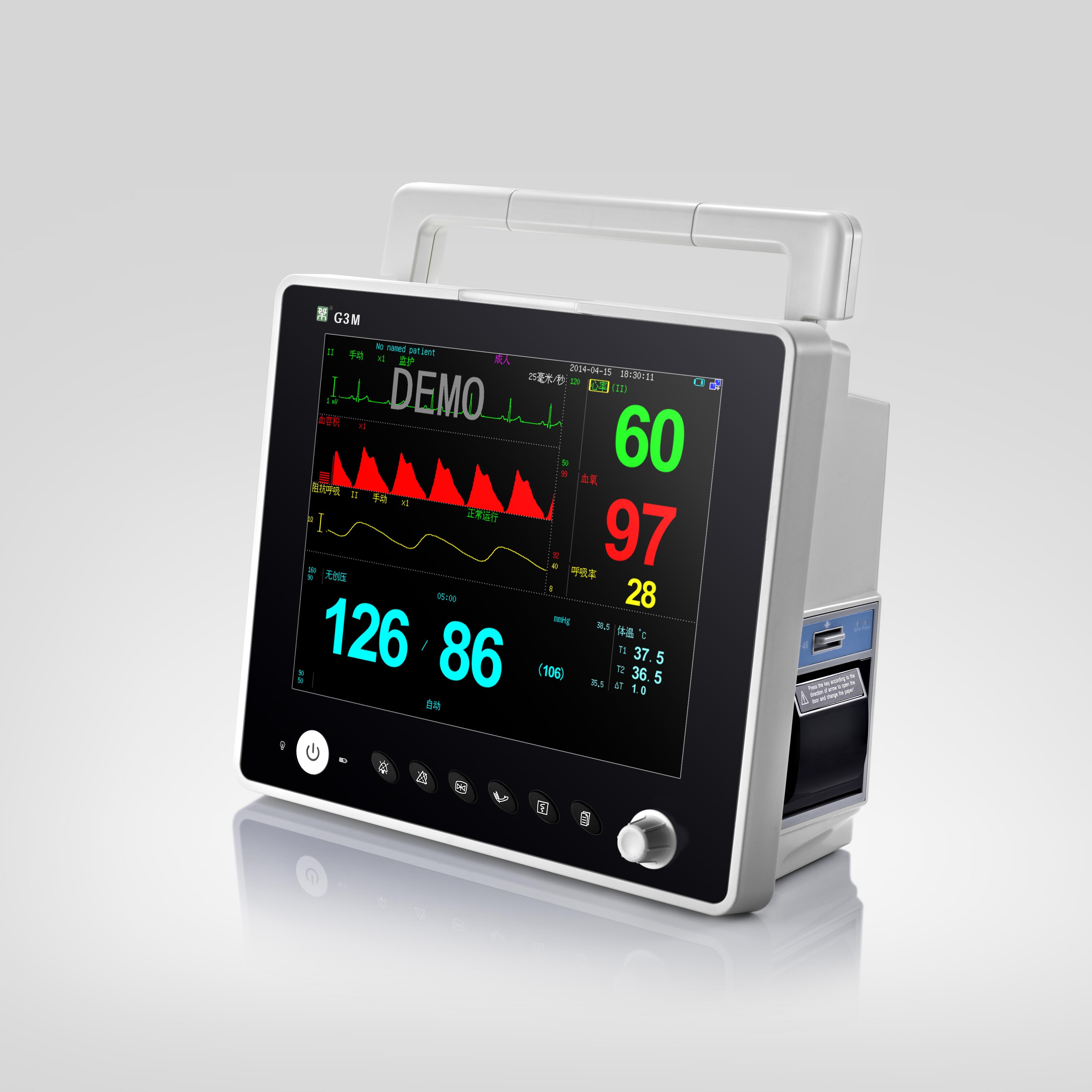 G3M Series Multi-parameter Patient Monitor