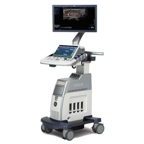 GE LOGIQ P9 Ultrasound Machine