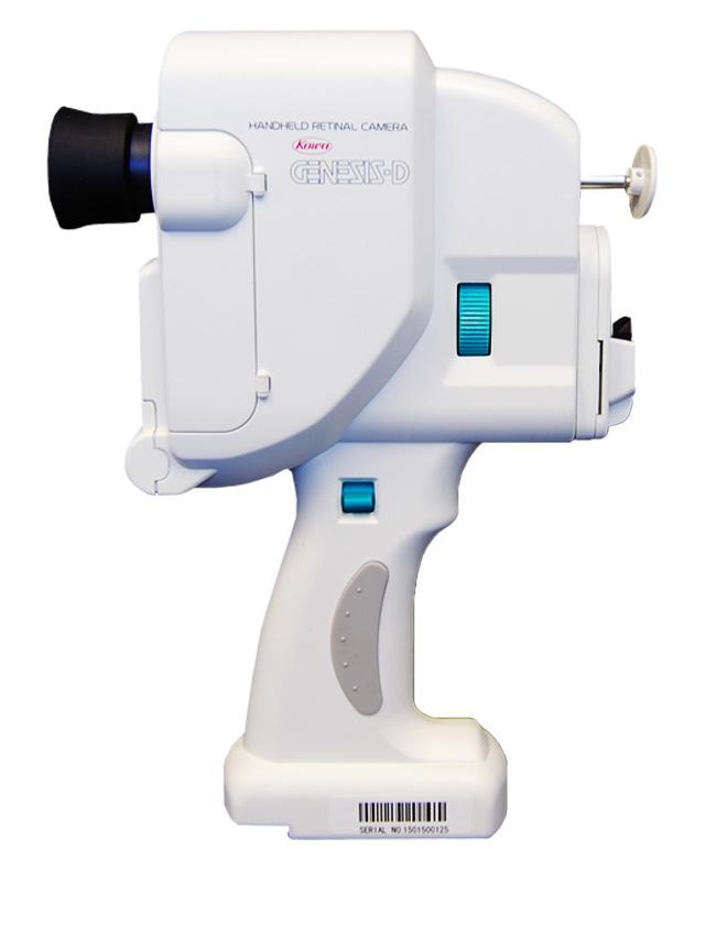 Genesis-D Portable Retinal Camera