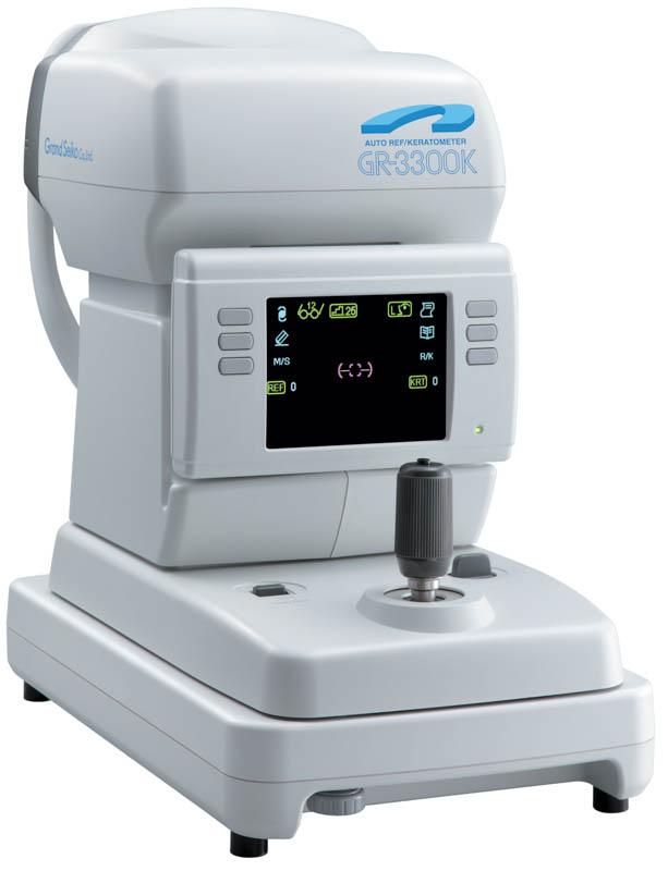 Grand Seiko GR-3300K Autorefractor / Keratometer