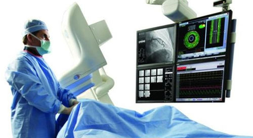 HEMODYNAMIC MONITOR MAC-LAB XT