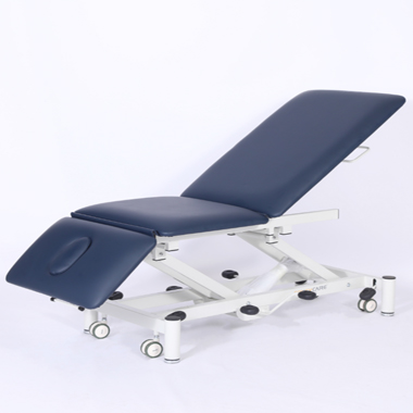 Hydraulic medical table