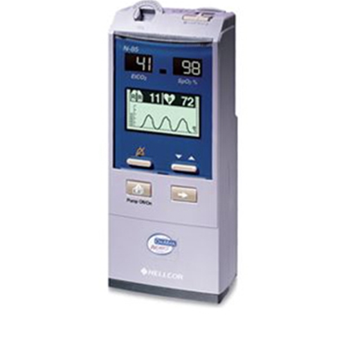 Nellcor N-85 CO2 Monitor