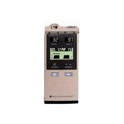 Nellcor NPB 75 CO2 Monitor