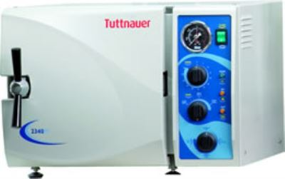 New Tuttnauer 2340M Autoclave, Scratch and Dent