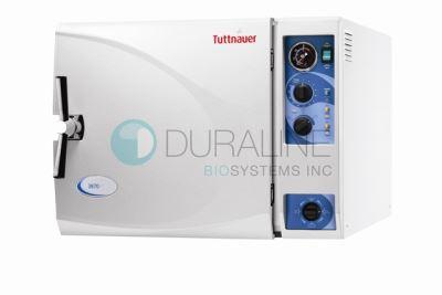New Tuttnauer 3870M Manual Autoclave