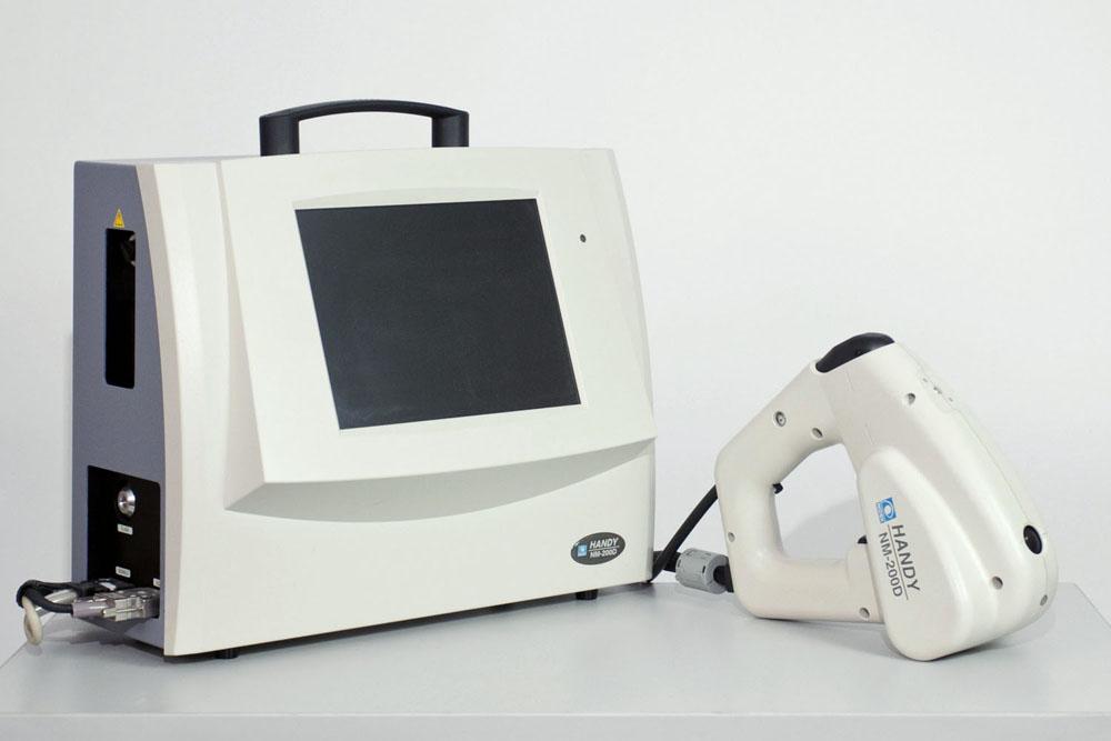 Nidek NM-200D Handycam Non-Mydriatic Fundus Camera (Pre-Owned)