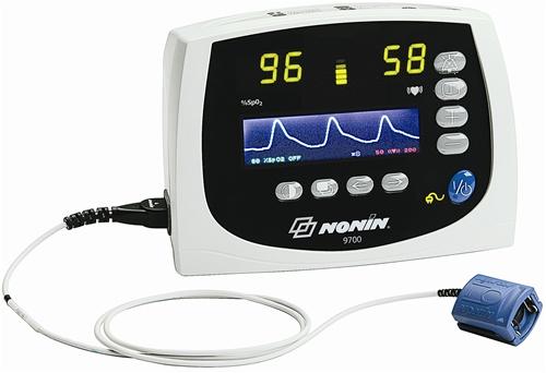 Nonin Avant 9700 Digital Pulse Oximeter System