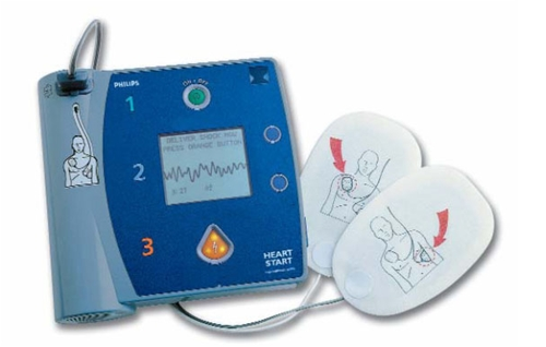 Philips Heartstart FR2
