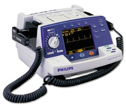 Philips HeartStart XL Defibrillator Monitor (Refurbished)