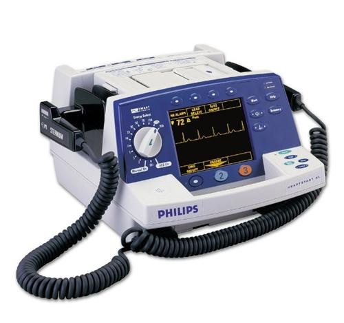 Philips Heartstart XL M4735A Defibrillator