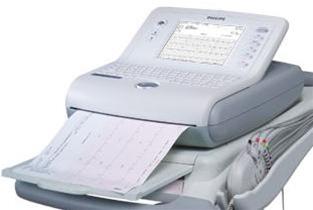 Philips PageWriter Trim II ECG Machine