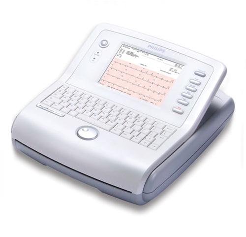 Philips PageWriter Trim III ECG Machine w/ Cart
